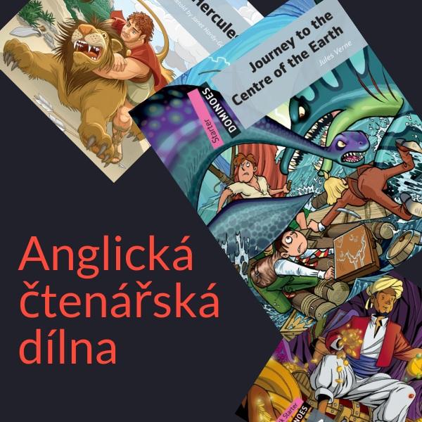 Anglická čtenářská dílna pro děti – Journey to the Centre of the Earth (květen 2021)